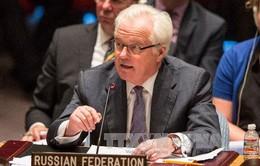 Nga phản đối triển khai lực lượng hòa bình tới Ukraine