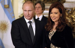Nga và Argentina ký nhiều thỏa thuận hợp tác