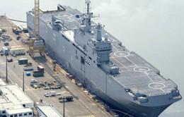 Nga chấp thuận để Pháp bán lại tàu chiến Mistral