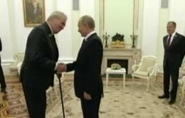 Tổng thống Putin: Quan hệ Nga - châu Âu sẽ được khôi phục