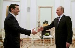 Hy Lạp không đề nghị hỗ trợ tài chính từ Nga để giải quyết nợ