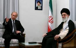 Nga - Iran nhất trí thúc đẩy hợp tác chống khủng bố