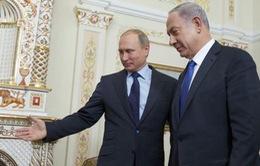 Nga trấn an Israel về khủng hoảng ở Syria