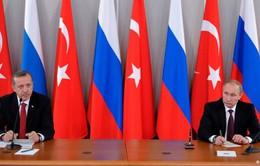 Cuộc chiến thương mại giữa Nga-Thổ Nhĩ Kỳ: Thách thức sức đề kháng của hai bên
