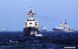 Nga - Trung lên kế hoạch tập trận hải quân chung