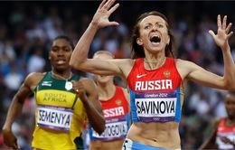 Điền kinh Nga hứng chịu án phạt nặng do Doping