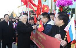 Nhìn lại công tác đối với người Việt Nam ở nước ngoài năm 2014 (9h05, 18/1, VTV4)