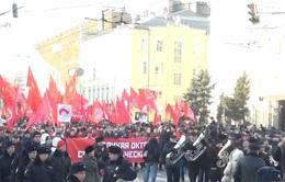 Nga kỷ niệm 98 năm Cách mạng tháng Mười