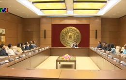 Phó CTQH Nguyễn Thị Kim Ngân tiếp Hội những người Hàn Quốc yêu Việt Nam