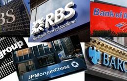 Doanh thu của 10 ngân hàng đầu tư lớn nhất thế giới sụt giảm