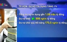 TP.HCM: Tổng dư nợ tín dụng đạt gần 1,08 triệu tỷ đồng