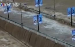 Ngập lụt nghiêm trọng ở Trung Quốc