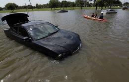 Ngập lụt nghiêm trọng tại bang Texas, Mỹ