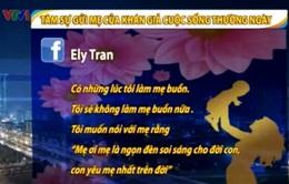 Khán giả VTV bày tỏ lời yêu thương nhân Ngày của mẹ