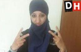 Lộ diện nữ nghi phạm đánh bom liều chết ở Paris