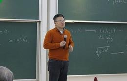 GS Ngô Bảo Châu chia sẻ kinh nghiệm 4 bước giải Toán
