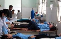 Số người ngộ độc tập thể ở Quảng Bình tăng lên 163 người