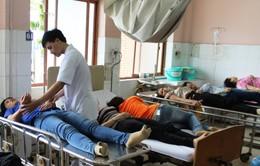 TP.HCM: Thêm nhiều công nhân nhập viện sau vụ ngạt khí sơn