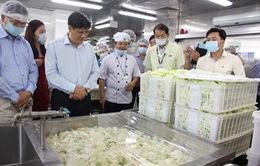 Bộ Y tế: Hàng nghìn công nhân nhập viện vì ngộ độc mỗi năm