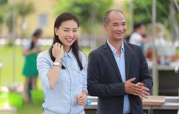 Vua đầu bếp Việt 2015: Ngô Thanh Vân nếm thử món ăn giữa trời nắng gắt
