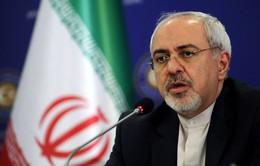 Iran kêu gọi các nước ngừng phát triển vũ khí hạt nhân