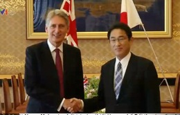 Đối thoại chiến lược Nhật Bản - Anh