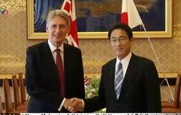 Ngoại trưởng Anh công du Nhật Bản