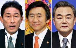 Ngoại trưởng Trung - Nhật - Hàn họp lần đầu tiên sau 3 năm