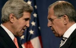 Ngoại trưởng Nga – Mỹ điện đàm về tình hình Ukraine