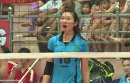 Chủ công Hà Ngọc Diễm hứa hẹn tỏa sáng ở VTV Cup 2015