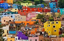 Những bức tranh đường phố tại Mexico