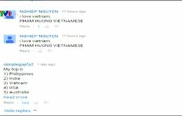 Người xem Việt phấn khích thái quá trên kênh YouTube của Miss Universe