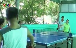 TT-Huế: Người cao tuổi hăng hái với phong trào thể thao