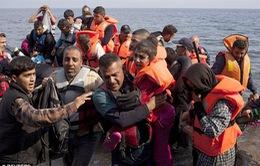 EU đề xuất các giải pháp cho cuộc khủng hoảng người di cư