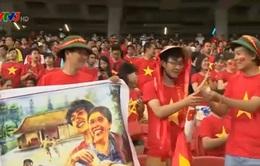 U23 Việt Nam và lời chia tay SEA Games đáng nhớ dành cho CĐV
