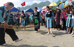 Người H'Mông ở Hà Giang đón Tết Nguyên đán