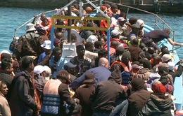 Châu Âu lo ngại gia tăng người tị nạn mạo hiểm vượt biên