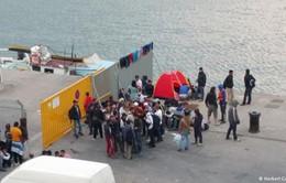 EU cần hỗ trợ Hy Lạp giải quyết vấn đề người di cư