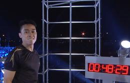 Sasuke Việt Nam: Thử thách mới, kỷ lục mới