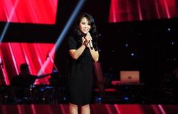 Giọng hát Việt 2015: HLV Thu Phương chiêu nạp ca nương xinh đẹp