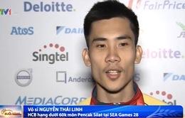 SEA Games 28: Thái Linh mất HCV vì phạm luật?