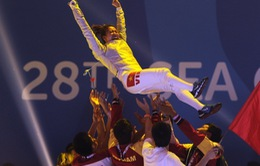 Đoàn thể thao Việt Nam liên tục giành HCV tại SEA Games 28