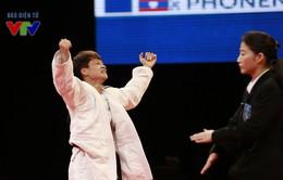 """""""Tân binh"""" Judo Việt hái vàng tại SEA Games 28: Sự tự tin là mấu chốt"""