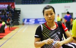 Tay vợt nữ 18 tuổi của Việt Nam gây ấn tượng ở Bangladesh