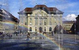 NH Trung ương Thụy Sĩ bỏ tỉ giá hối đoái giữa đồng Franc và Euro