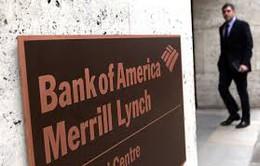 Anh: Ngân hàng Merrill Lynch bị phạt 20 triệu USD
