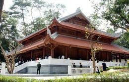 Khánh thành Nhà tưởng niệm Hồ Chủ tịch tại Khu Di tích K9