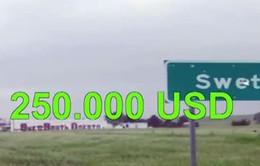 Mỹ: Rao bán cả thị trấn với giá chỉ bằng một ngôi nhà