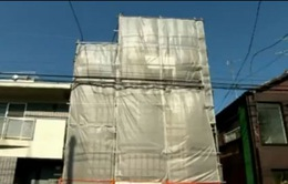 Nhà siêu nhỏ - Giải pháp cho cuộc khủng hoảng nhà đất ở Tokyo
