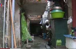Hà Nội: Hiểm họa từ những ngôi nhà cổ xuống cấp